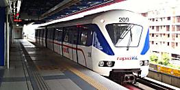 """छोटे शहरों के लोगों को ट्रैफिक जाम से मिलेगी निजात, केंद्र सरकार देगी """"मेट्रोलाइट"""" ट्रेन की सुविधा"""