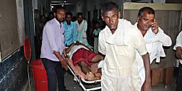 अलीगंज में बदमाश ने शिक्षक को मारी गोली, पटना जाने के दौरान नवादा सदर अस्पताल में हुआ इलाज
