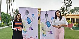 बाजीराव मस्तानी  फिल्म की ड्रेस डिजाइनर के कपडें  पटना  के  फायरफ्लाइज फैशन एग्जिबिशन में होंगे उपलब्ध