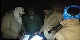 पेट्रोल पंप के समीप मिली अज्ञात युवती की लाश, इलाके में सनसनी