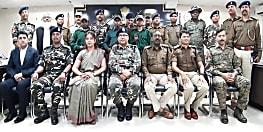 भाकपा माओवादी के तीन कुख्यात नक्सली गिरफ्तार, पुलिस को कई मामलों में थी तलाश