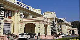 बिहार विधानमंडल का बजट सत्र : डीजीपी गुप्तेश्वर पांडेय पहुंचे विधानसभा, सुरक्षा-व्यवस्था का ले रहे है जायजा