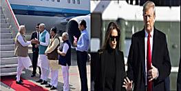 बड़ी खबर : अमेरिकी राष्ट्रपति डॉनल्ड ट्रंप ने हिन्दी में भेजा संदेश, रास्ते में हूं जल्द पहुंच रहा हूं