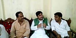 सासाराम में शहीद खुर्शीद खान के परिजनों से मिले फ़ैज़ सिद्धकी, मदद का दिया भरोसा