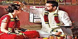 18 साल छोटी मॉडल से राहुल महाजन ने की शादी, फोटो वायरल