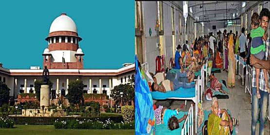 AES मामले पर सुप्रीम कोर्ट ने केन्द्र और राज्य सरकार से मांगा जवाब, 7 दिन का दिया समय