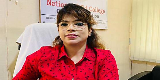 नेशनल बी॰एड॰ कॉलेज ऑफ हायर एजुकेशन के छात्रों को खुशखबरी, बहुत जल्द होगी DEL.ED की परीक्षा