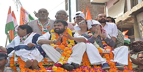 लालू प्रसाद के दामाद चिरंजीवी राव जीते...रेवाड़ी विस से लड़ रहे थे चुनाव