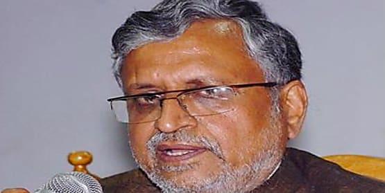 तीन माह बढ़ी एकमुश्त समाधान योजना की अवधि, बोले उपमुख्यमंत्री सुशील कुमार मोदी