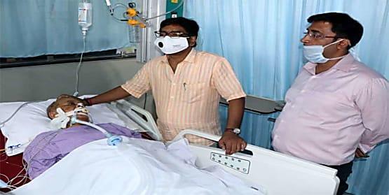 कांग्रेस के दिग्गज नेता राजेंद्र प्रसाद सिंह का निधन, कई दिनों से थे बीमार
