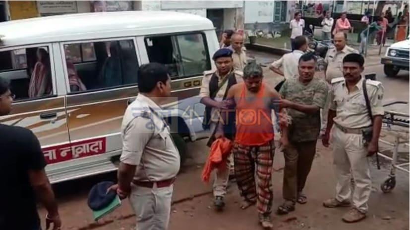 नवादा में बेखौफ अपराधियों का तांडव : लूटकर ले गए ट्रक, ड्राइवर को पीट-पीटकर किया अधमरा