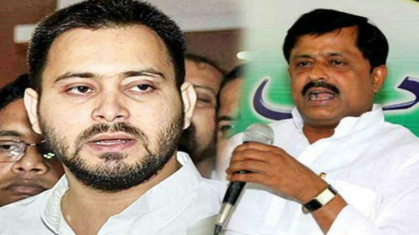 जदयू ने तेजस्वी पर साधा निशाना, 'भ्रष्टाचार के विरोध में खड़े होने के नाम पर आपको सांप क्यों सूंघ जाता है'