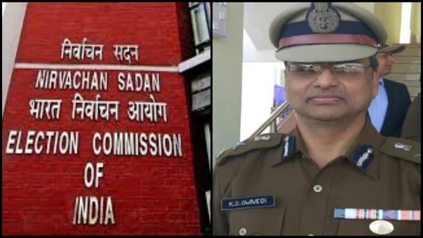 चुनाव आयोग ने डीजीपी को लिखी चिट्ठी, 10 फरवरी तक दरोगा से लेकर इंस्पेक्टर तक के तबादले का आदेश
