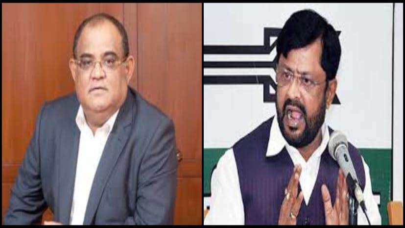 बीजेपी एमएलसी ने बोला सीएम नीतीश पर हमला तो बिफरी जेडीयू ने की भाजपा नेतृत्व से कार्रवाई की मांग