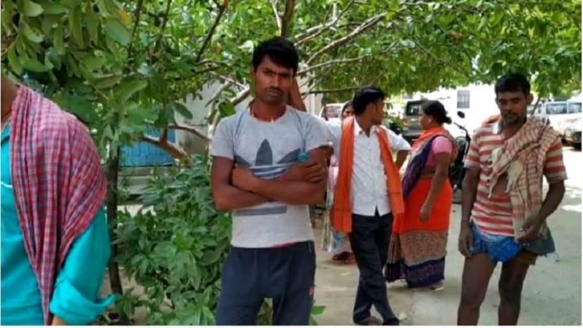 परिजन जला रहे थे श्मशान घाट में शव और पत्नी लेकर पहुँच गयी पुलिस, पढ़िए पूरी खबर
