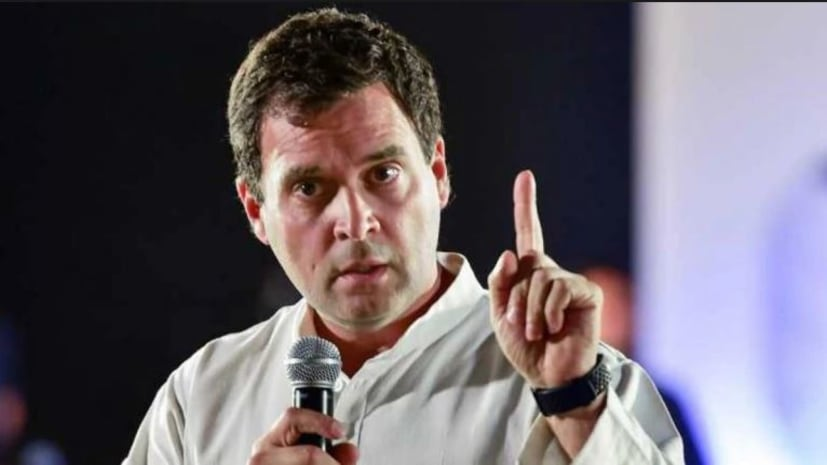 राहुल गांधी का बीजेपी पर बड़ा हमला, कहा-कर्नाटक में लालच जीत गया, लोकतंत्र और ईमानदारी हार गया