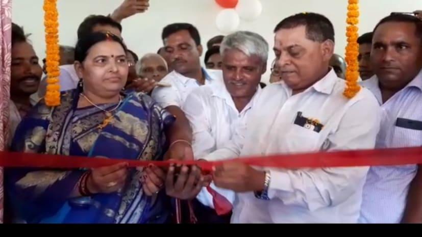 अब बिहार के सरकारी स्कूल हो रहे हाईटेक, नवादा के इंटर विद्यालय चंडीनामा में मंत्री नीरज कुमार ने किया स्मार्ट क्लास का उद्घाटन
