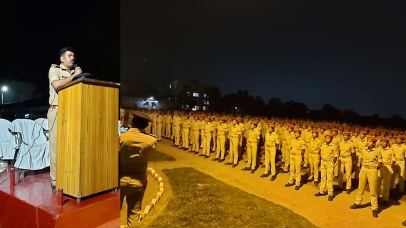मुख्यमंत्री के दौरे को लेकर मुजफ्फरपुर में सुरक्षा के कड़े इंतजाम, चप्पे चप्पे पर होगी पुलिस की तैनाती