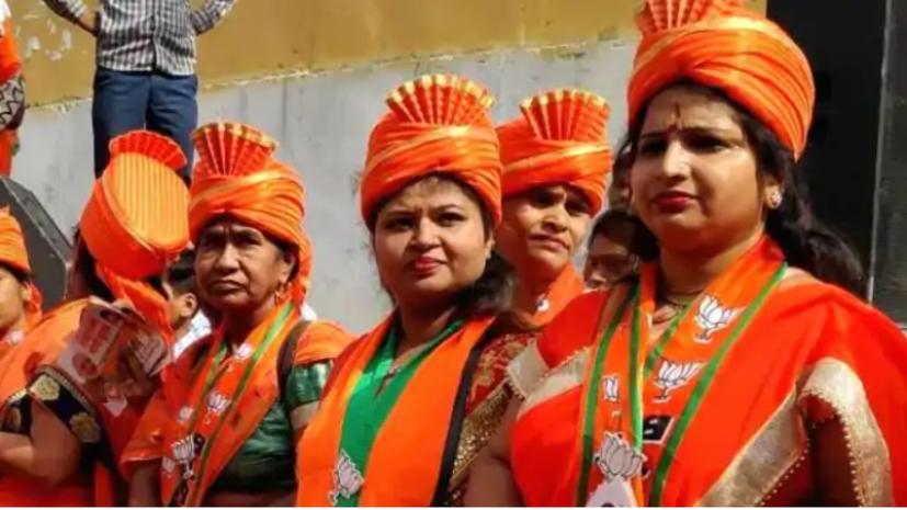 बिहार विधानसभा चुनाव जीतने के लिए बीजेपी ने किया अनोखा प्रयोग, हर बूथ पर तैनात की 'सात सहेलियां',