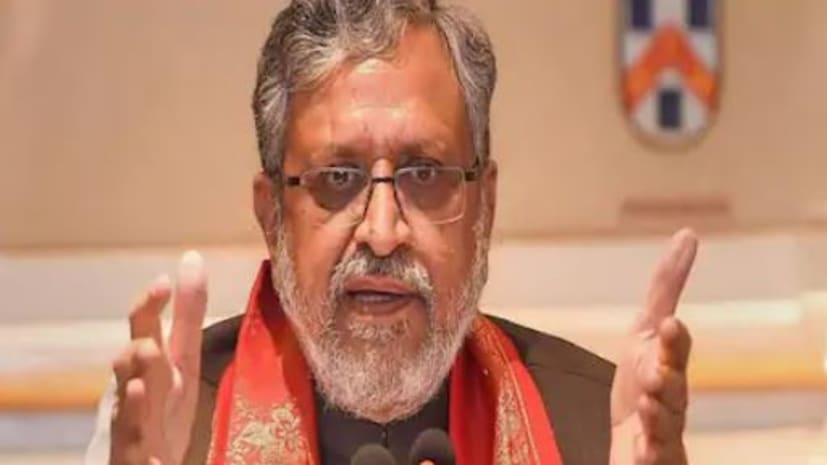 राजद के नेताओं पर सुशील मोदी का तंज, कहा- राजद के नेताओं के चेहरे पर जो लाली है वो पशुपालन घोटाले की दलाली है