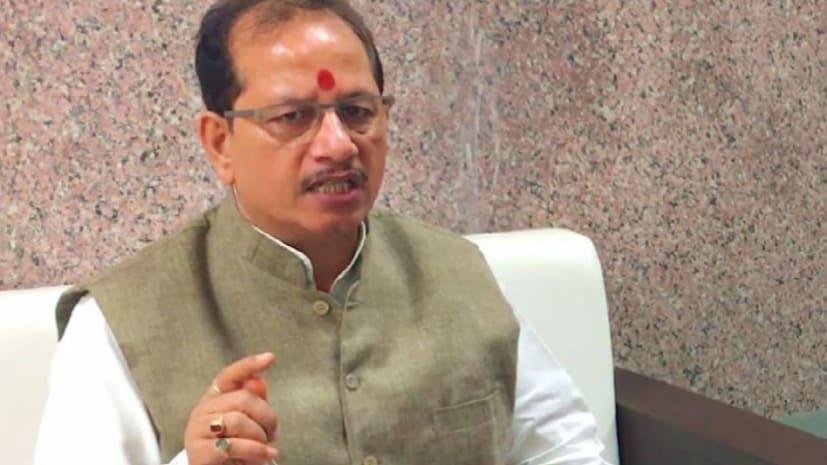 विजय कुमार सिन्हा होंगे बिहार विधानसभा के नए अध्यक्ष ! लखीसराय से चौथी बार बने हैं विधायक