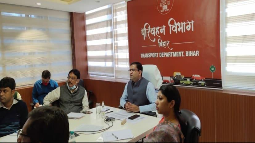 परिवहन विभाग का बड़ा निर्णय,अगर ये गलती की तो वाहनों का रजिस्ट्रेशन और ड्राईवर का लाइसेंस होगा रद्द