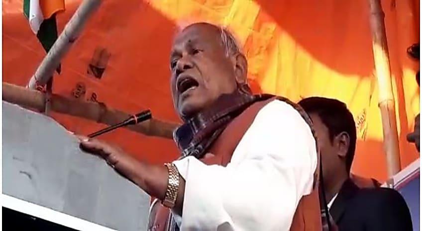 जीतनराम मांझी ने देश में हिंदुओं के अस्तित्व पर ही उठाया सवाल, पूछा- भारत में हिन्दू कहां से आ गए?
