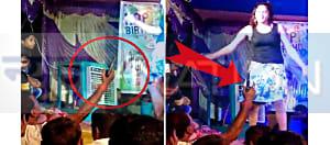 सीएम नीतीश के गृह जिले में जेडीयू नेता का बार बालाओं के ठूमके पर ठांय-ठांय..वीडियो वायरल