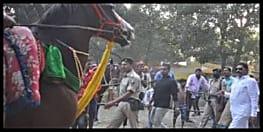 सोनपुर मेला के घोड़ा बाजार में गोलीबारी, अनंत सिंह समर्थकों और मंटू गोप के बीच फायरिंग