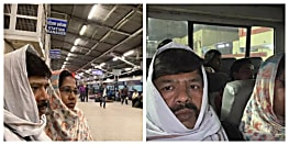 देर रात मुंह पर गमछी बांध अपनी पत्नी के साथ निकले एससपी मनोज कुमार, उनकी टीम भी नहीं पहचान पाई अपने कप्तान को