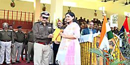 बिहार पुलिस पारितोषिक वितरण समारोह 2019, डीजीपी ने 1106 पुलिसकर्मियों समेत 7 आम नागरिकों को किया सम्मानित