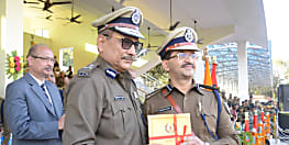 पटना के डीआईजी राजेश कुमार के काम को मिला सम्मान, पढ़िए पूरी खबर