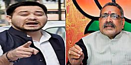 तेजस्वी यादव का गिरिराज सिंह पर बड़ा हमला,कहा-पहले वाला जमाना नहीं ,कॉलर पकड़ सारी ऐंठ निकाल देंगे