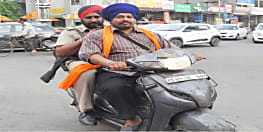 रेहड़ी लगाने वाले ने लोकसभा चुनाव में भरा पर्चा, सुरक्षा के लिए मिले दो गनमैन