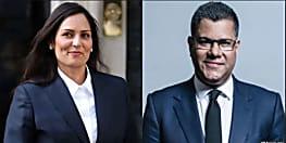 नई ब्रिटिश सरकार में भारतीय मूल के तीन नेताओं को बनाया गया मंत्री,गुजरात से जुड़ी प्रीति को गृह मंत्रालय की जिम्मेवारी