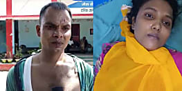 बीएमपी जवान ने पत्नी पर लगाया आरोप, मेरी हत्या कराकर प्रेमी से करना चाहती है शादी
