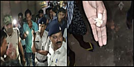 मुजफ्फरपुर में बैखौफ अपराधियों ने फिर दी पुलिस को चुनौती, अंधाधुंध फायरिंग से थर्राया अखाड़ाघाट