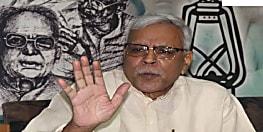 शिवानंद तिवारी का कांग्रेस पर अटैक, कहा-सीट कोई चटनी नही जो सबको बांटी जाए