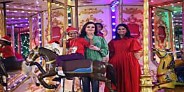 रिलायंस फाउंडेशन ने 4000 से अधिक बच्चों की मेजबानी करते हुए जियोवंडरलैंड-मुंबई के नए फेस्टिव एक्स्ट्रावेगेंजा में स्पेशल प्रिव्यू का किया आयोजन