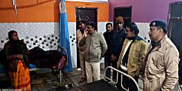बगहा में निजी क्लिनिक में सिविल सर्जन ने की छापेमारी, झोलाछाप डॉक्टर गिरफ्तार