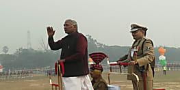 गणतंत्र दिवस के मौके पर राज्यपाल फागू चौहान ने कहा- कानून राज को बनाए रखना सरकार की प्राथमिकता