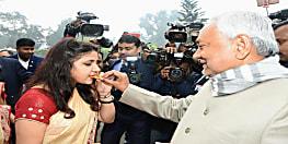 मुख्यमंत्री आवास पर गणतंत्र दिवस के रंग, देखिए तस्वीरें