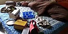 बेगूसराय में चोरों ने मचाया जमकर उत्पात, डॉक्टर के घर से नगदी सहित गायब किये 50 लाख के जेवरात