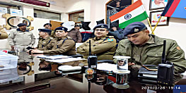 मोतिहारी में बंधन बैंक के 5 लुटेरे रांची से गिरफ्तार, ऐसे देते थे वारदात को अंजाम...