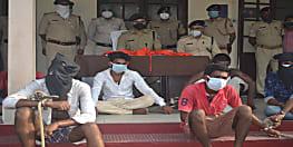 पूर्णिया पुलिस को मिली सफलता, बहुमूल्य मूर्ति चोरी कांड का किया गया सफल उद्भेदन