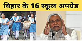 बिहार के 16 मध्य विद्यालय को हाईस्कूल में किया गया गया अपग्रेड,15 मिडिल स्कूल का उत्क्रमण आदेश रद्द