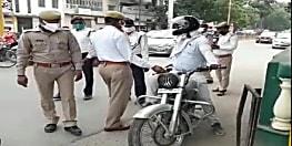 बुलेट से सड़कों पर निकलें तो खैर नहीं, इस जिले में पुलिस बुलेट वालों को पकड़- पकड़ कर काट रही है चालान