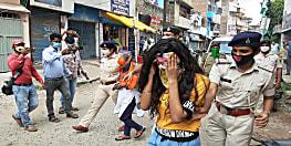 भागलपुर के होटल में पुलिस ने की ताबड़तोड़ छापेमारी, दो युवती समेत चार लोग आपत्तिजनक स्थिति में गिरफ्तार