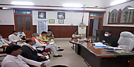 मोतिहारी में चुनाव को लेकर जिला प्रशासन अलर्ट, डीएम ने आरओ,एआरओ सहित राजनीतिक दलों को पढ़ाया चुनाव आचार संहिता का पाठ
