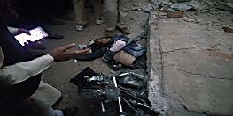 जहानाबाद में बड़ा हादसा, मकान का छज्जा गिरने से 4 की मौत